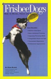 Frisbee Dog Book