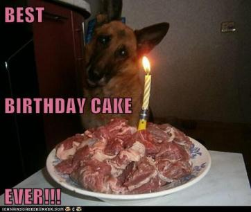 GSD Meat Cake