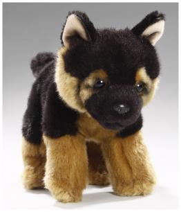 German Shepherd Dog Puppy Stuffed Toy